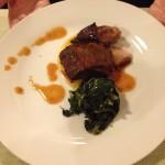 Julie and Tim's pork