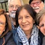 Julie, Time, Rossella, Steve, Cathy